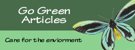 green articles
